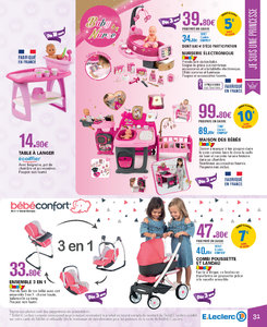 Catalogue E-Leclerc Noël 2018 (alternatif) page 31