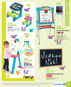 Catalogue E-Leclerc Noël 2018 (alternatif) page 43