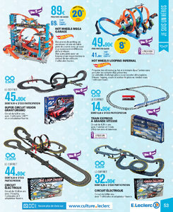 Catalogue E-Leclerc Noël 2018 (alternatif) page 53