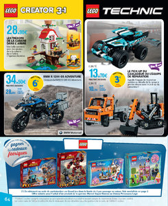 Catalogue E-Leclerc Noël 2018 (alternatif) page 64
