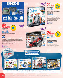 Catalogue E-Leclerc Noël 2018 (alternatif) page 92