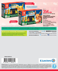 Catalogue E-Leclerc Noël 2018 (alternatif) page 120