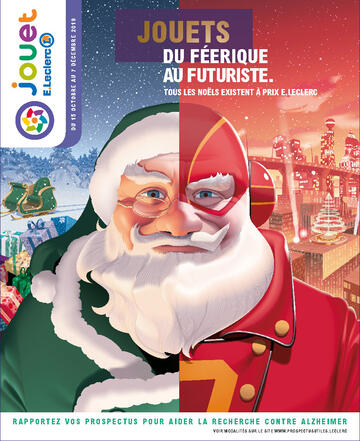 Catalogue E-Leclerc Noël 2019