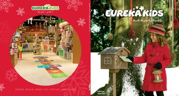 Catalogue Eurekakids Noël 2012