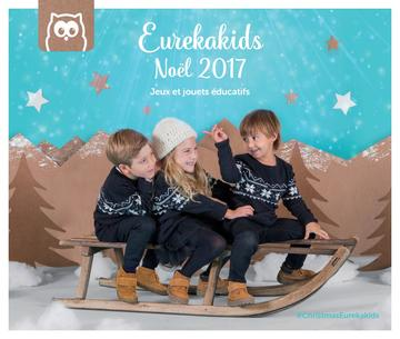 Catalogue Eurekakids Noël 2017