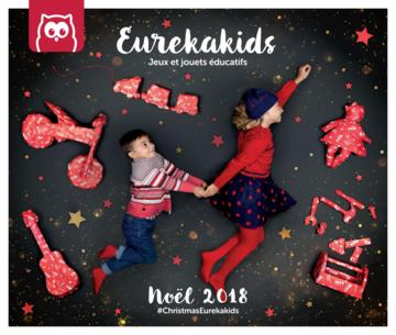 Catalogue Eurekakids Noël 2018