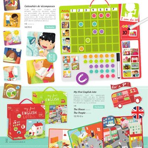 Catalogue Eurekakids Printemps-Été 2016 page 32