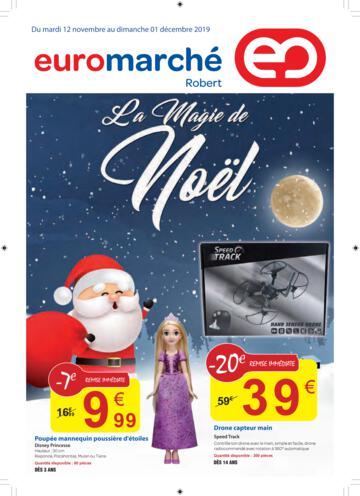 Euromarche Martinique Noël 2019