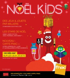 catalogue fnac noel 2018 pdf Catalogue Fnac Noël 2016 | Catalogue de jouets catalogue fnac noel 2018 pdf