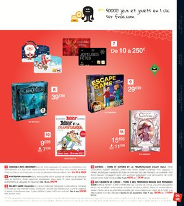 Catalogue Fnac Noël 2017 page 5