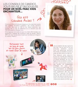 Catalogue Fnac Noël 2017 page 8