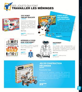 Catalogue Fnac Noël 2017 page 9