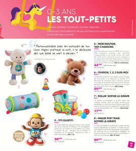Catalogue Fnac Noël 2017 page 11