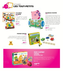 Catalogue Fnac Noël 2017 page 14