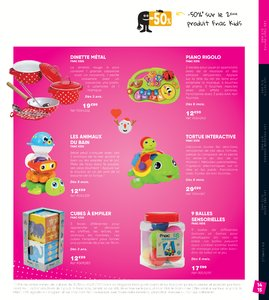 Catalogue Fnac Noël 2017 page 15