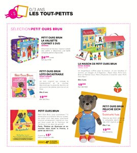 Catalogue Fnac Noël 2017 page 18
