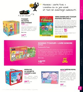 Catalogue Fnac Noël 2017 page 19