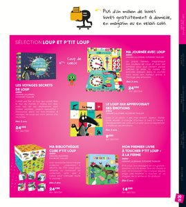 Catalogue Fnac Noël 2017 page 21