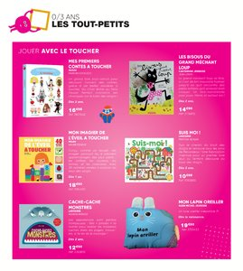 Catalogue Fnac Noël 2017 page 22