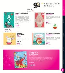 Catalogue Fnac Noël 2017 page 23