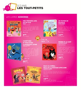 Catalogue Fnac Noël 2017 page 24