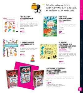 Catalogue Fnac Noël 2017 page 25