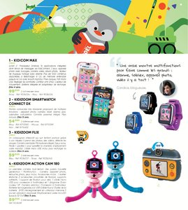 Catalogue Fnac Noël 2017 page 26