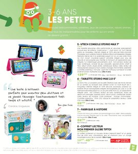 Catalogue Fnac Noël 2017 page 27