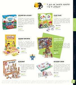 Catalogue Fnac Noël 2017 page 29