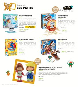 Catalogue Fnac Noël 2017 page 30
