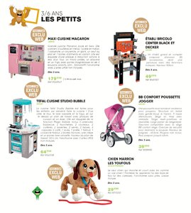 Catalogue Fnac Noël 2017 page 34