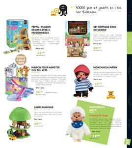 Catalogue Fnac Noël 2017 page 35