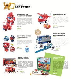 Catalogue Fnac Noël 2017 page 36