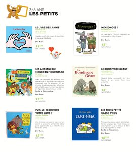 Catalogue Fnac Noël 2017 page 40