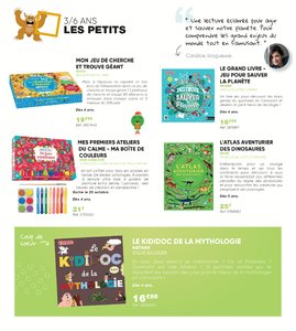 Catalogue Fnac Noël 2017 page 42