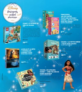 Catalogue Fnac Noël 2017 page 50