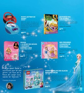 Catalogue Fnac Noël 2017 page 51