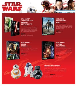 Catalogue Fnac Noël 2017 page 66