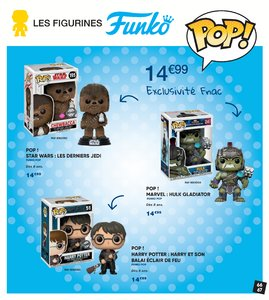 Catalogue Fnac Noël 2017 page 67
