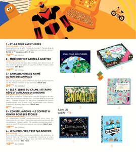Catalogue Fnac Noël 2017 page 68