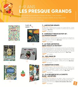 Catalogue Fnac Noël 2017 page 69