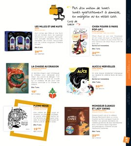 Catalogue Fnac Noël 2017 page 71