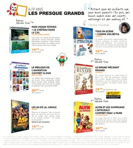 Catalogue Fnac Noël 2017 page 72