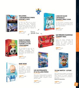 Catalogue Fnac Noël 2017 page 73