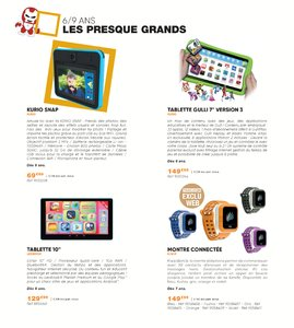 Catalogue Fnac Noël 2017 page 74