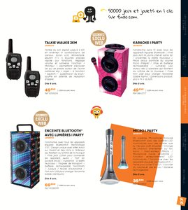 Catalogue Fnac Noël 2017 page 75