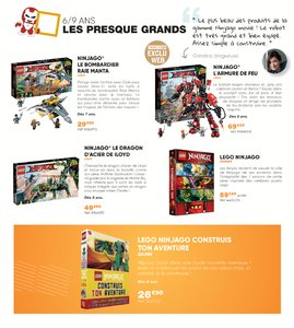 Catalogue Fnac Noël 2017 page 78