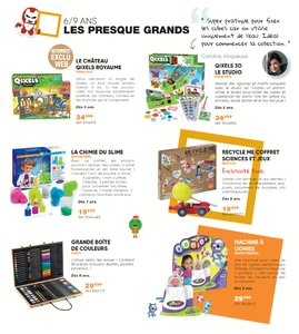Catalogue Fnac Noël 2017 page 80