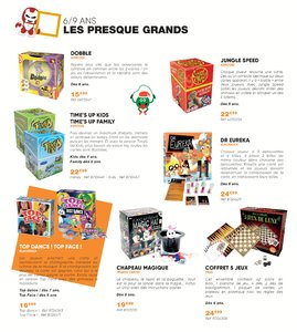 Catalogue Fnac Noël 2017 page 82