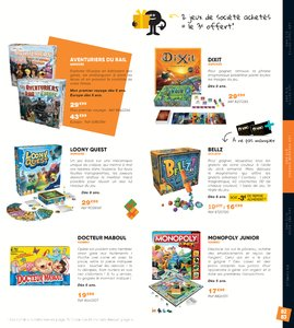 Catalogue Fnac Noël 2017 page 83